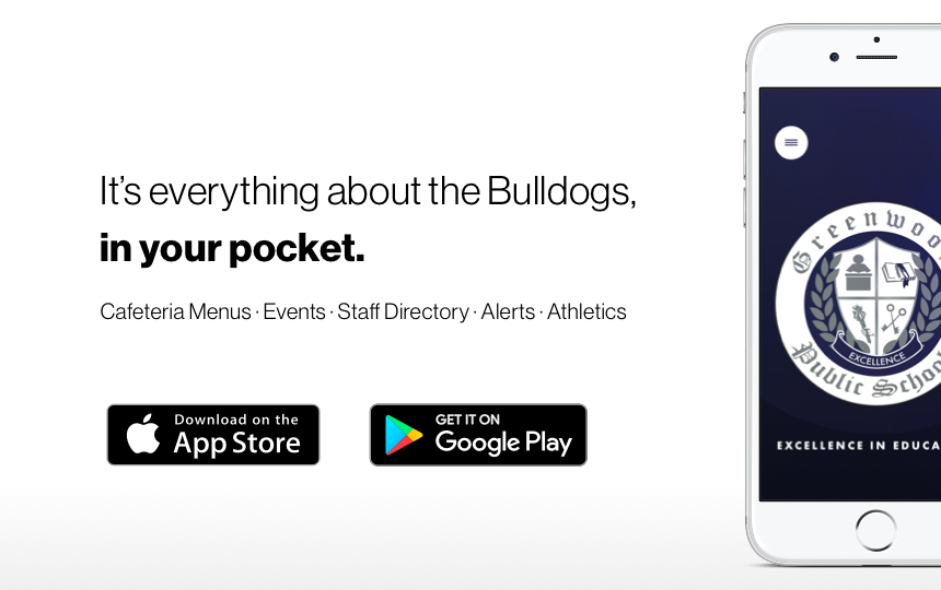 Greenwood School District New App!