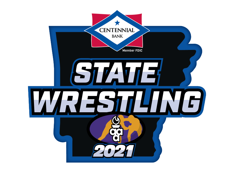 state shape with wrestlers